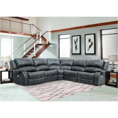 Sofa Rph Half Circle Uk Muly811rph Met Parker House Furniture Ulysses Sectional Living Room