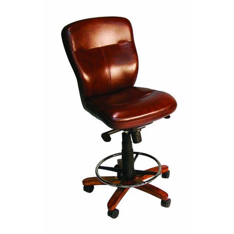 tall swivel chair resin adirondack chairs canadian tire ec106 hooker furniture home office tilt