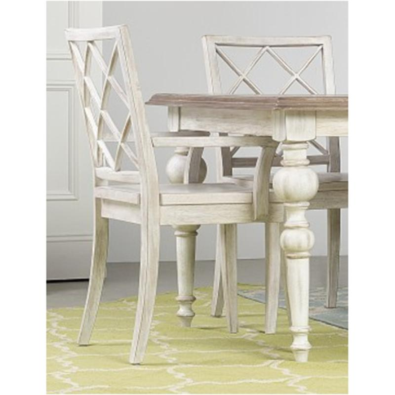 white x back chair walmart portable high 5325 75300 hooker furniture arm hatters sunset point dining room
