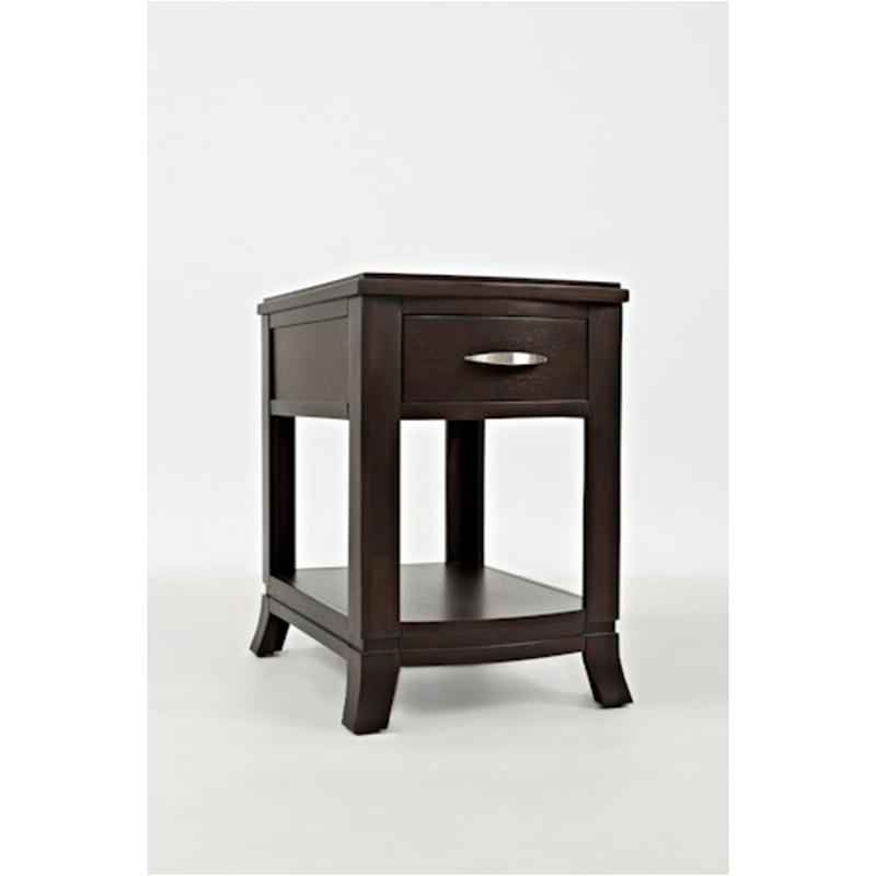 16877 Jofran Furniture Downtown Living Room Chairside Table
