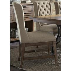Liberty Dining Chairs Cheap Game Chair 411 C6501s Furniture Upholstered Host Arlington House Room
