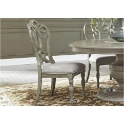 Liberty Dining Chairs Chair Covers For Sale Perth 634 C2501s Furniture Splat Back Uph Side Grand Estates Room