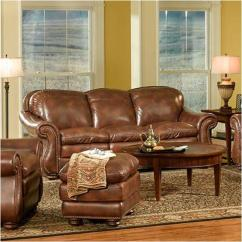 Leather Italia Sofa Furniture Davenport Canada S9913 032941 Presidential Stationary Duplin Living Room