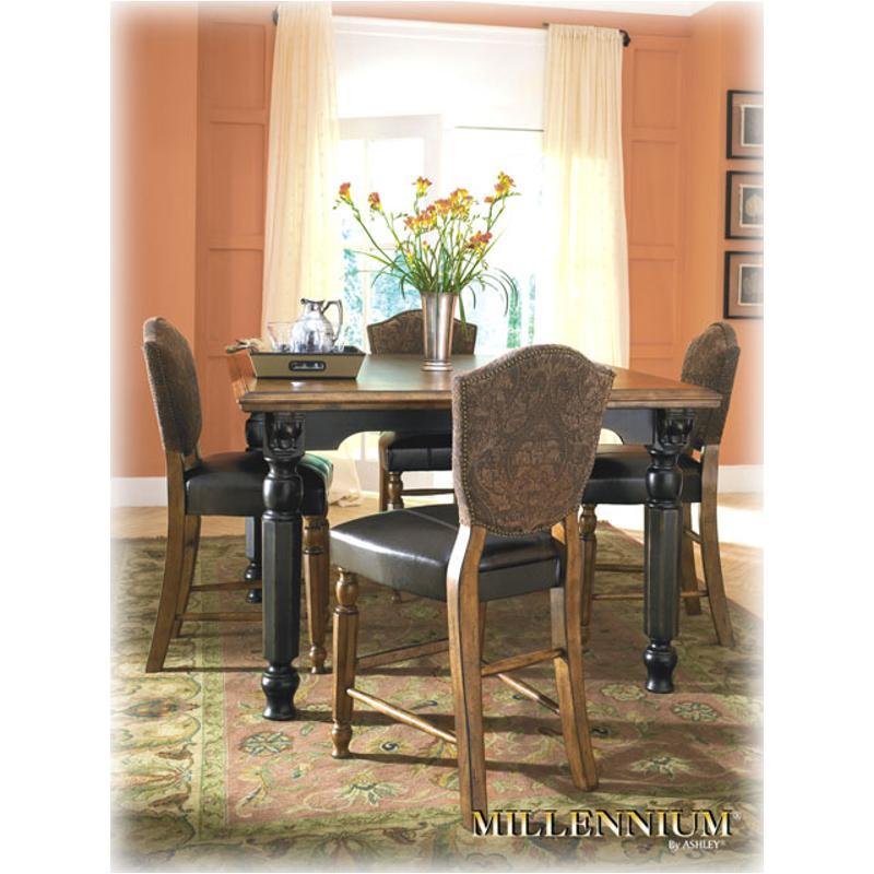 D534 32 Ashley Furniture Rowley Creek Square Counter