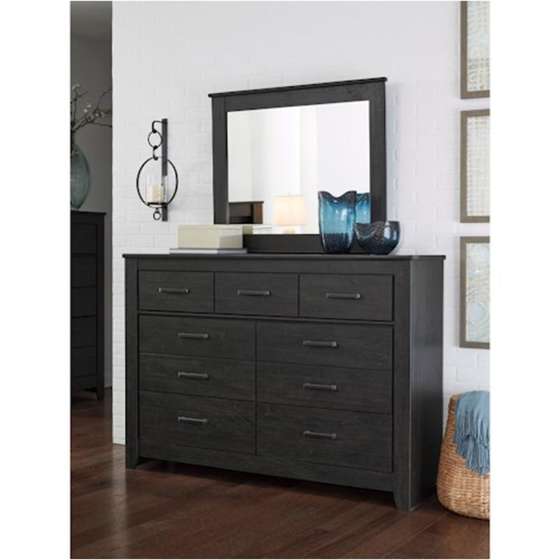 B24931 Ashley Furniture Brinxton  Black Bedroom Dresser