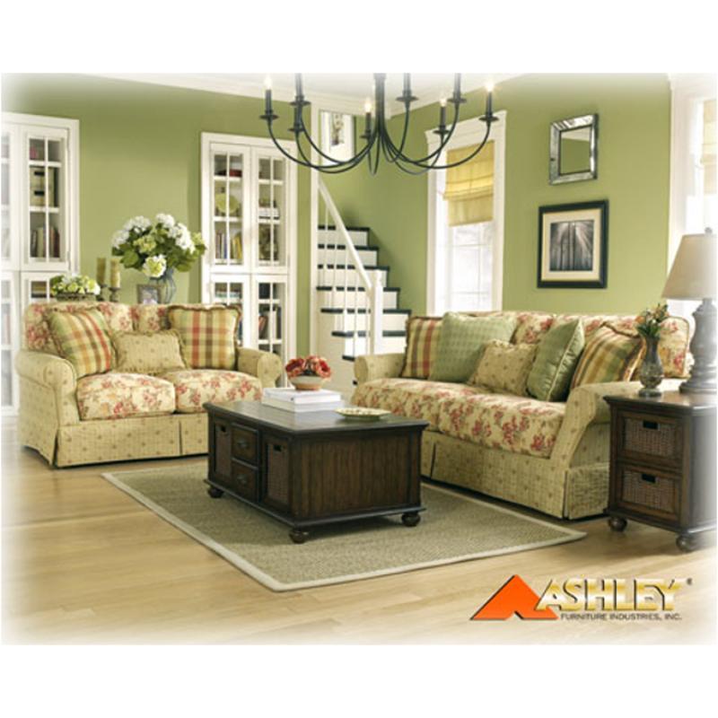 6800135 Ashley Furniture Ella Spice Loveseatellaspice