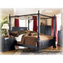 Miraculous Bristol Canopy Bedroom Sets Ashley Furniture Discontinued Home Interior And Landscaping Palasignezvosmurscom
