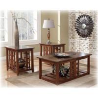 T307-13 Ashley Furniture Fergus Occasional Table Set