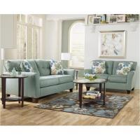 6640038 Ashley Furniture Kylee - Lagoon Living Room Sofa