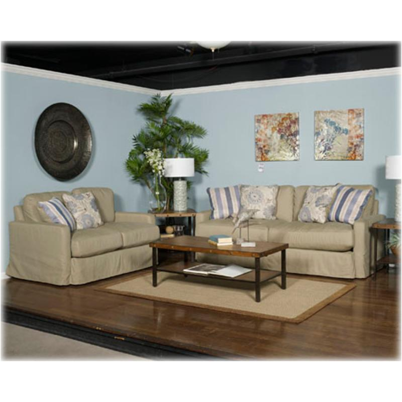 addison sofa ashley furniture french style nz 7880038 khaki living room