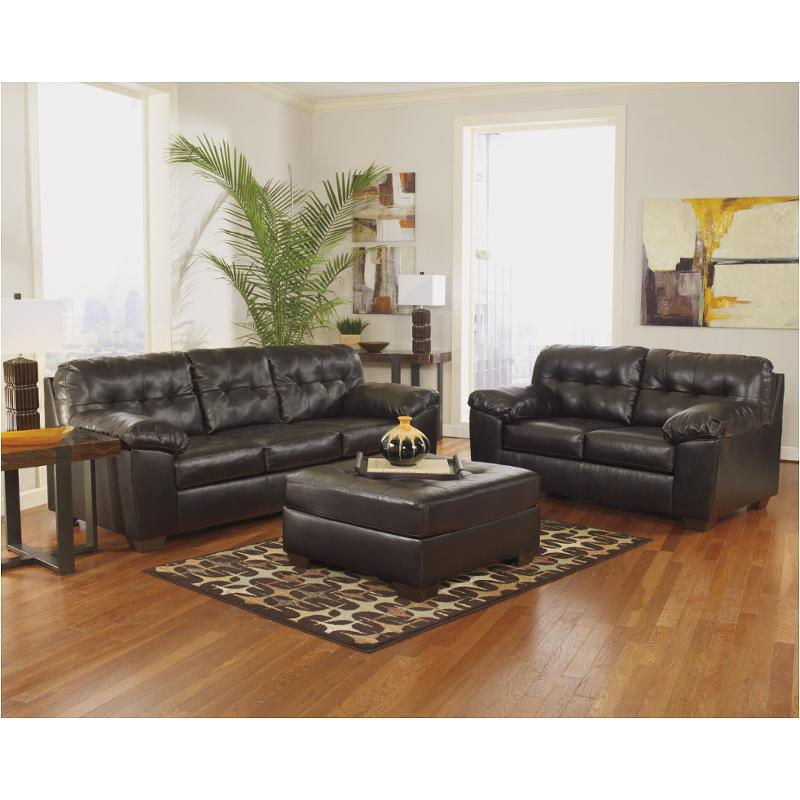 durablend sofa pottery barn sectional 2010138 ashley furniture alliston chocolate living room