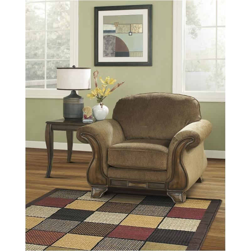 3830020 ashley furniture montgomery mocha living room living room chair