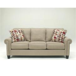 Oatmeal Sofa Cover Bed Informa 7980038 Ashley Furniture Ekron Living Room