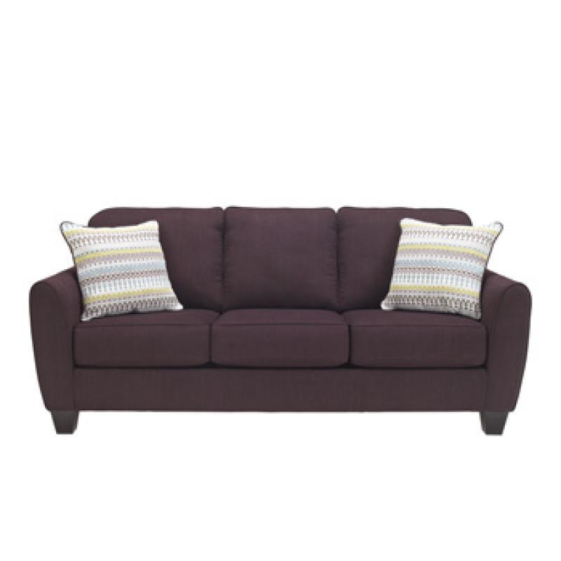 eggplant sofa air bed review mouthshut 9620138 ashley furniture ean living room
