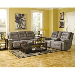 Living Room Reclining Sofas Affordable Designs India 9750188 Ashley Furniture Rotation Smoke Sofa