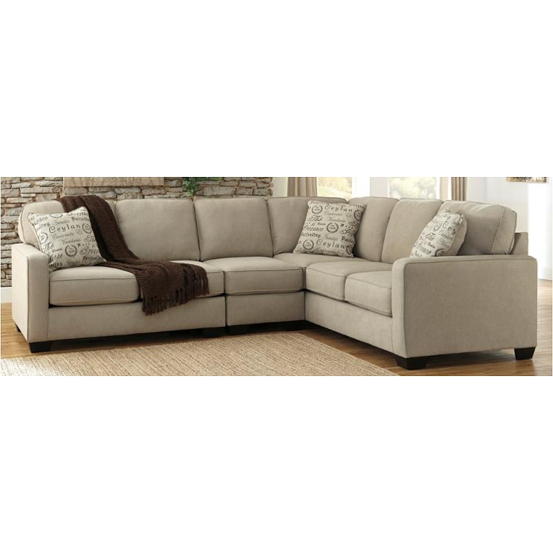 ashley alenya quartz sofa reviews unfurl lounger bed 1660067 furniture living room raf sectional