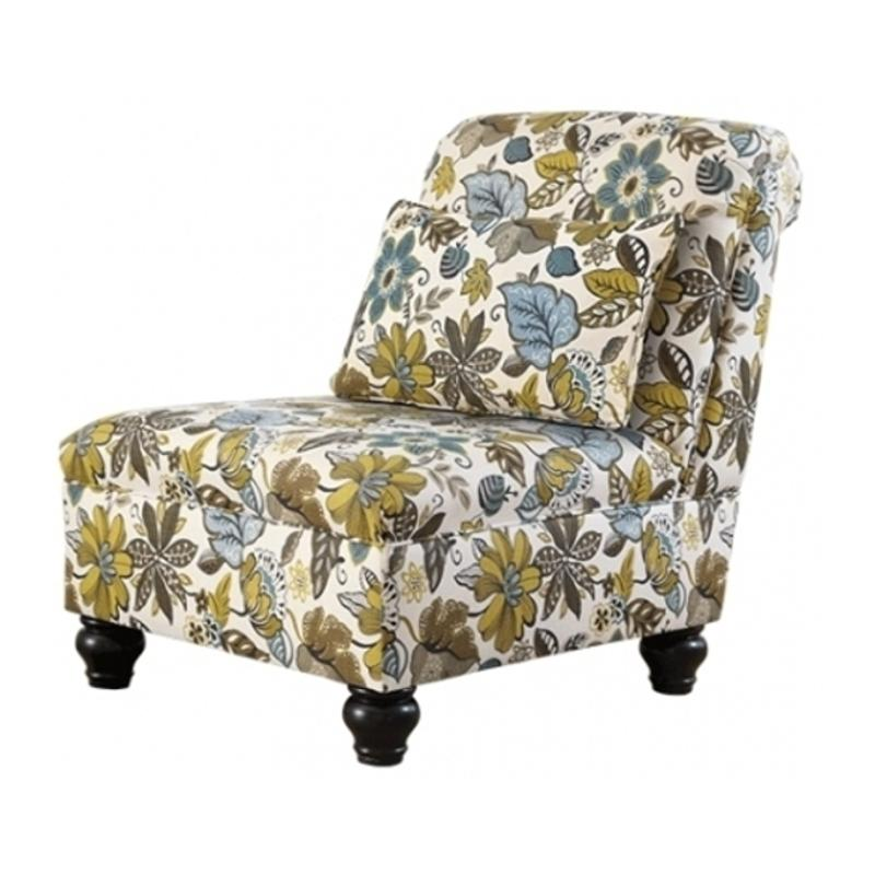 ashley hariston sofa review twin xl sleeper 2550046 furniture shitake armless chair living room