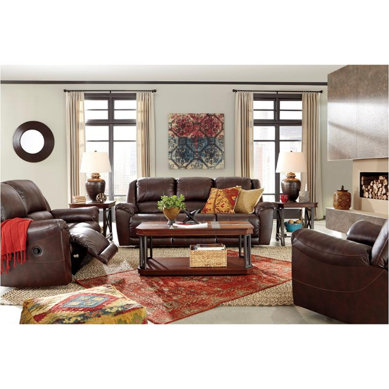 walnut furniture living room coastal rooms with sectionals 2920087 ashley yancy reclining power sofa