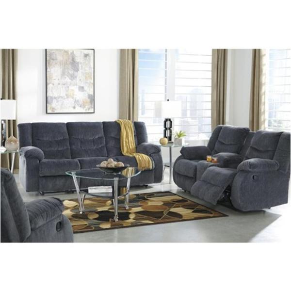 9200188 Ashley Furniture Garek - Blue Living Room