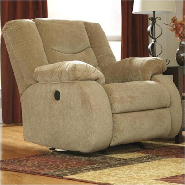 9200225 Ashley Furniture Garek - Sand Living Room Rocker