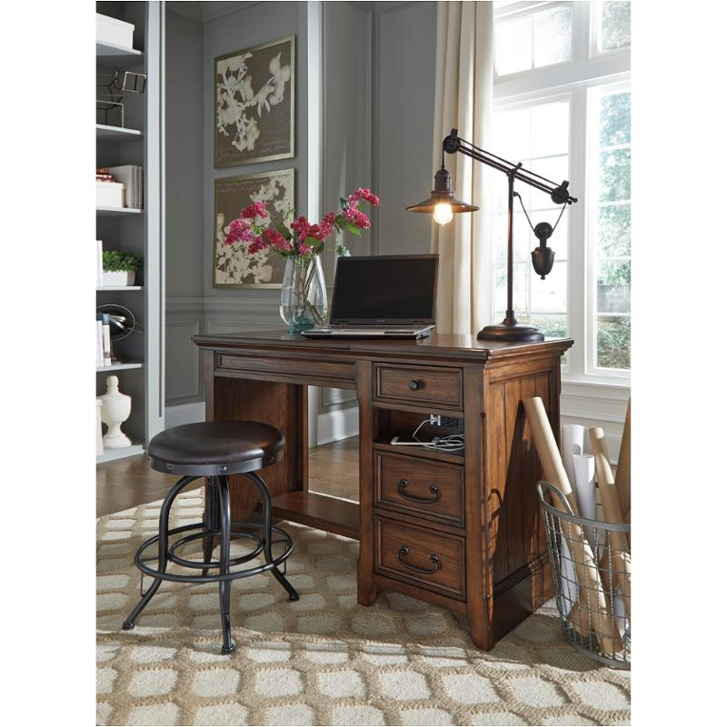 H47829 Ashley Furniture Home Office Lift Top Desk