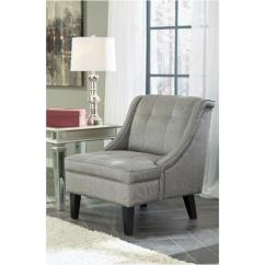 Pewter Chair Best Seat Cushion For Office 9260260 Ashley Furniture Gilman Accent In Living Room
