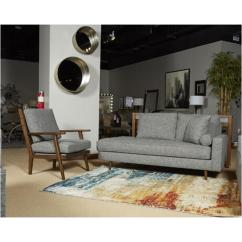 Howell Sofa Sofas And Sectionals Complaints 1140217 Ashley Furniture Zardoni Living Room Raf Corner Chaise