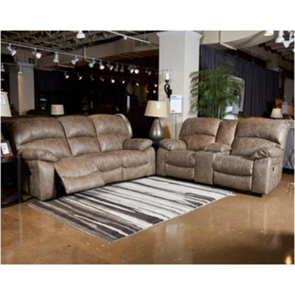 5160218 Ashley Furniture Dunwell - Driftwood Recliner