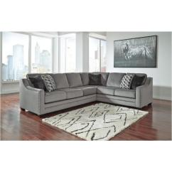 Corner Living Room Table 3 Piece Sofa Set 8620449 Ashley Furniture Bicknell Raf With Wedge
