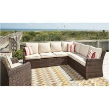 P451-822 Ashley Furniture Sofa Sectional Chair With Cushion