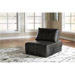 Armless Living Room Chairs Western Ideas 1470646 Ashley Furniture Cliffoney Chair