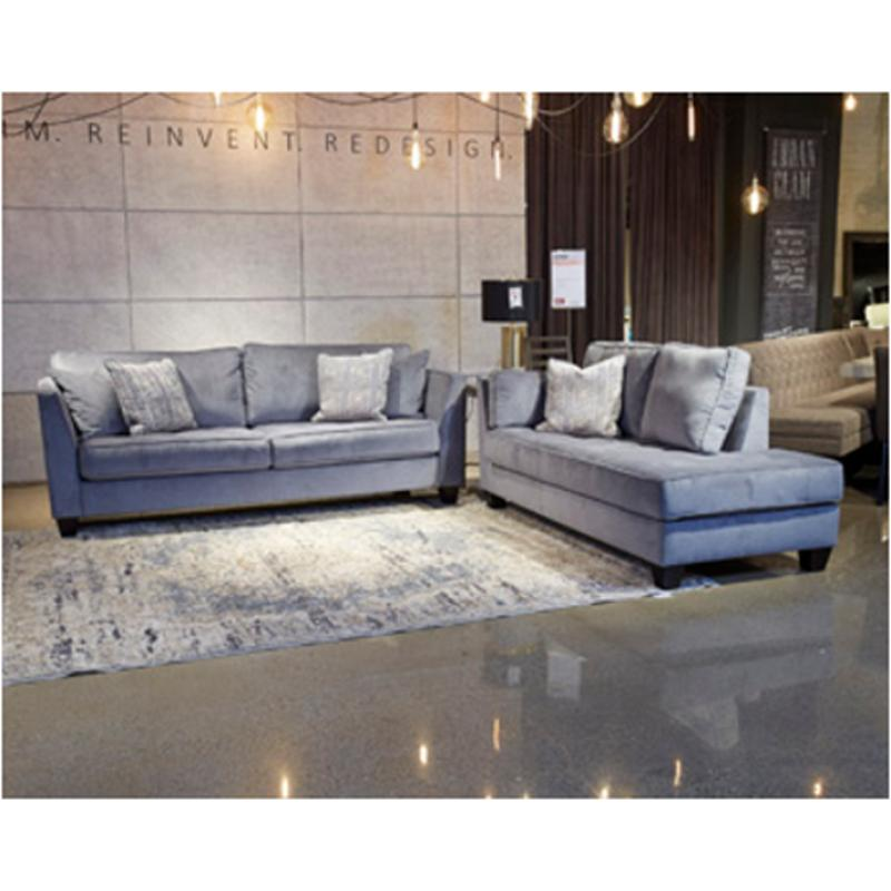 chaise in living room best wall colors for with dark furniture 4740017 ashley sciolo laf corner