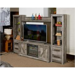 Home Entertainment Fireplace Living Room Furniture Modern Decorating Inspiration W440 68 Ashley Lg Tv Stand With Option Wynnlow Center