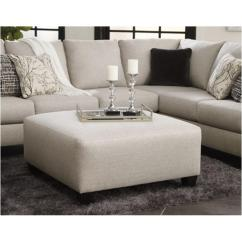 Ottoman Tables Living Room Victorian Sets 4150108 Ashley Furniture Hallenberg Oversized Accent