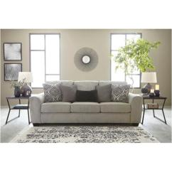 Ashley Living Room Microsuede Furniture 7890238 Parlston Sofa