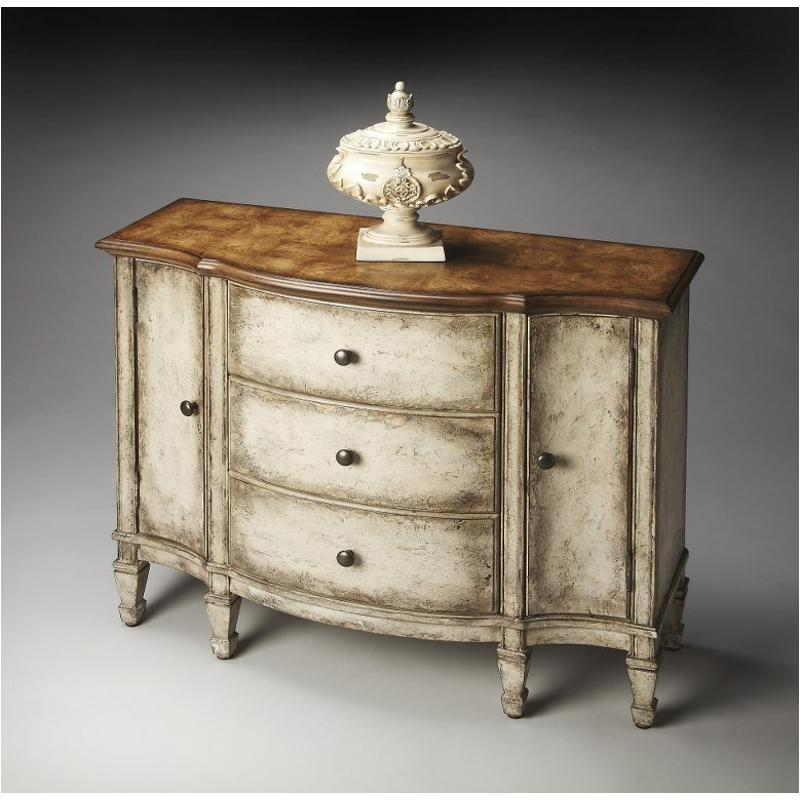 0674259 Butler Specialty Company Accent Console Cabinet