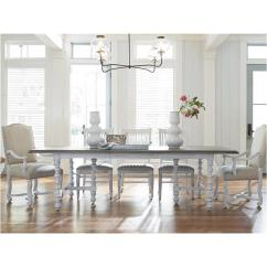 Paula Deen Table And Chairs Weird Wheelchair 597a655 Universal Furniture Dinner Blossom With Driftwood Dogwood Dining Room