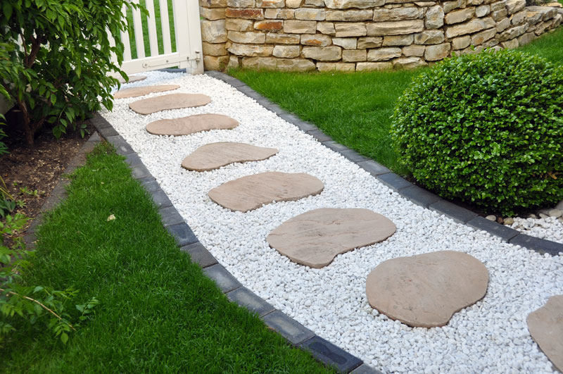 How To Lay A Gravel Path On Soil The Easy Way  Home Logic UK