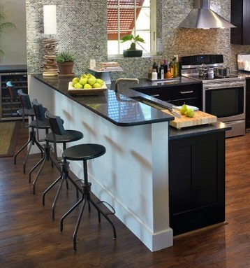 kitchen bar designs grohe concetto faucet a smart dining area to give your warmth