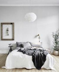 40 Minimalist Bedroom Ideas   Less is More - Homelovr