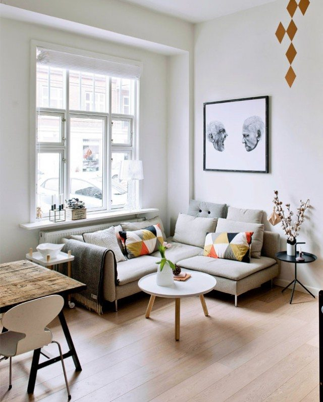 images small living room design nautical inspired 30 ideas make the most of your space homelovr corner couch takes up less in rooms