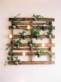 19 Inspiring DIY Pallet Planter Ideas - Homelovr