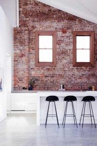 19 Stunning Interior Brick Wall Ideas | Decorate With ...