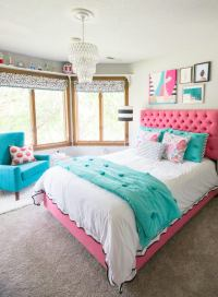 23 Stylish Teen Girls Bedroom Ideas - Homelovr