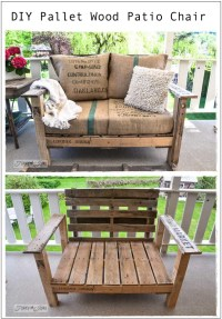 15 Best DIY Outdoor Pallet Furniture Ideas - Homelovr
