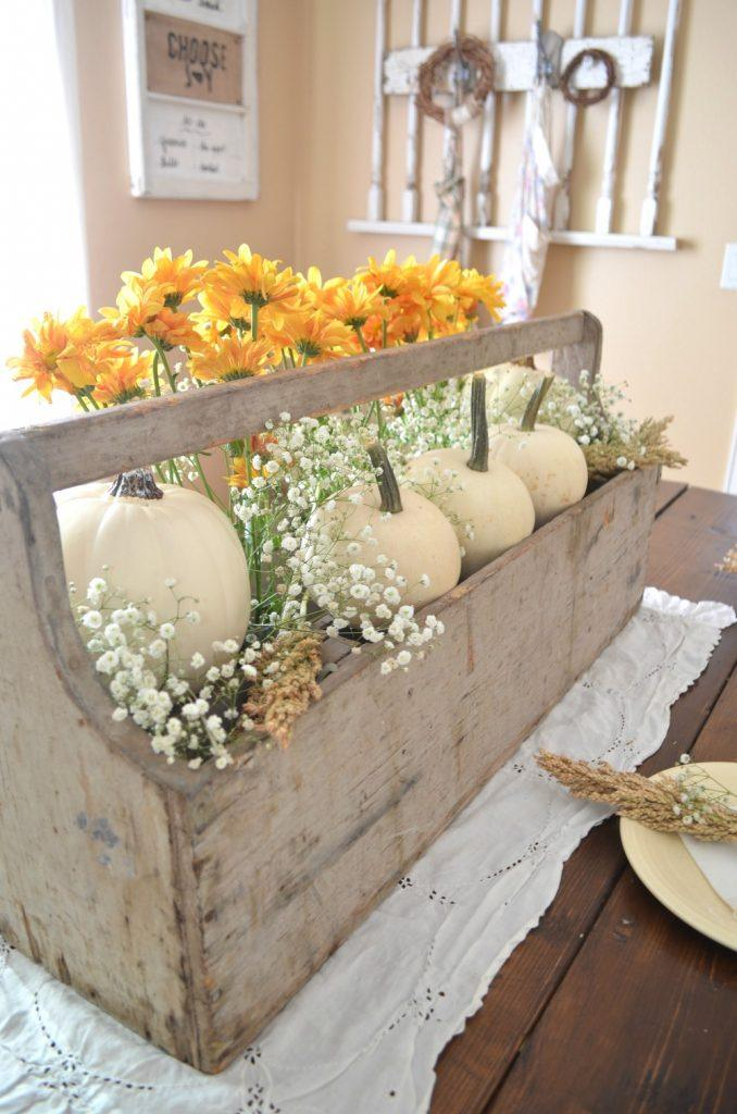 Wallpaper Fall Farmhouse 27 Cozy Farmhouse Style Fall Decor Ideas Homelovr