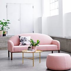 Blue Velvet Sofa Living Room Ideas Score Sepsis Definition Blush Pink Sofas: Add A Touch Of Color To Your ...