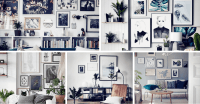 20 Gallery Wall Ideas to Create a Focal Point in Any Room ...