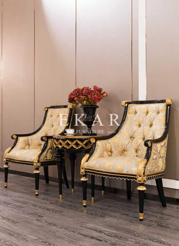 Countryside French Furniture Living Room Furniture Luxury