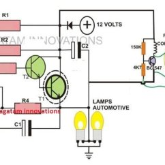 Wiring Diagram For Motorcycle Led Indicators Atwood Hydro Flame Furnace Parts 2-pin Turn Signal Indicator Beeper Circuit